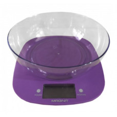 Весы кухонные Magnit RMX-6319 (5 кг.фиол)