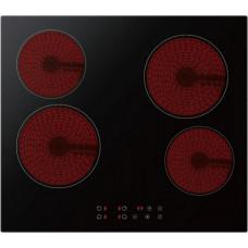 Поверхность электрическая Midea MCH64160 черный