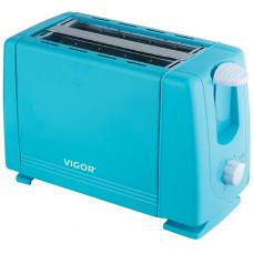 Тостер Vigor HX-6016 (750Вт.голуб)