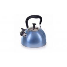 Чайник со свистком Greys KS-434 (2,5 л.перламутр)