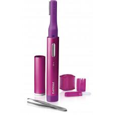Триммер для женщин PHILIPS HP6390/10 розовый (насадок в компл:2шт)