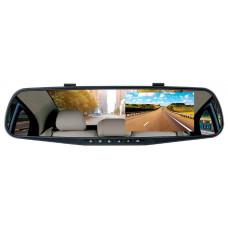 Зеркало з/вида с видеорегистратором DIGMA FreeDrive 303 MIRROR DUAL (2 камеры)