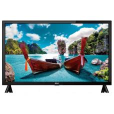 24 BBK 24LEM-1058/T2C черный 1366x768, HD READY, 50 Гц, DVB-T, DVB-T2, DVB-C, USB
