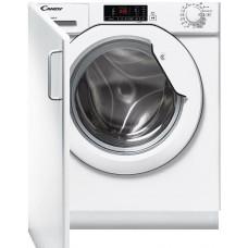 Встраиваемая стиральная машина CANDY CBWM 814DW-07 белый