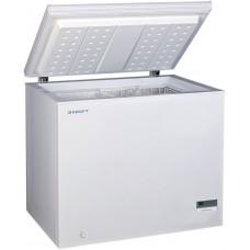 Ларь морозильный KRAFT BD (W) 225 BL с LCD дисплеем белый