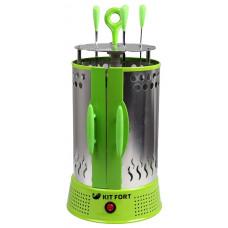 Шашлычница KITFORT KT-1402 зеленый