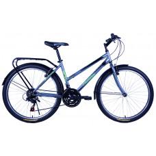 Велосипед Pioneer Aurora T 17х26 grey/black/mint