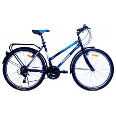 Велосипед Pioneer Aurora T 19 darblue/blue/white