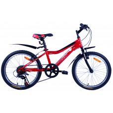 Велосипед Pioneer Boomer T11 red/black/white