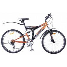 Велосипед Pioneer Extreme T 15 white/black/orange