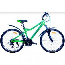 Велосипед Pioneer Favorite T 16х26 grey/black/red