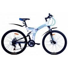 Велосипед Pioneer Odyssey T 18х26 white/black/grey