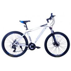 Велосипед Pioneer Team T 18х27,5 whtie/black/blue