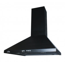 Вытяжка каминная купольная ELIKOR ВЕНТА 60П-650-К3Д черный