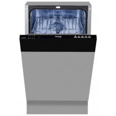 Встраиваемая посудомоечная машина Weissgauff BDW 4134 D (45 см 9 комп дисп)