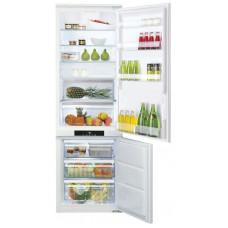 Встраиваемый холодильник HOTPOINT-ARISTON BCB 7030 AA F C (RU) белый (двухкамерный)