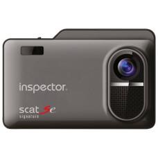 Видеорегистратор/Радар-детектор INSPECTOR SCAT SE  GPS/Signature