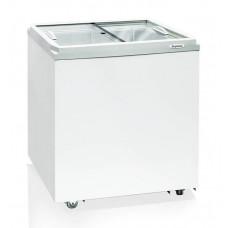 Морозильный ларь Бирюса 200 VZ (прямое стекло)