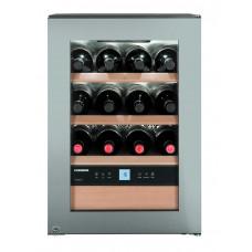 Винный шкаф LIEBHERR Wkes 653 серебристый (однокамерный)