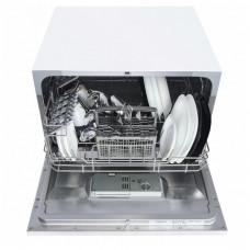 Посудомоечная машина компактная MAUNFELD MLP-06S белый