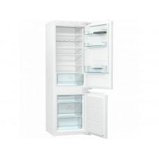 Встраиваемый холодильник GORENJE NRKI2181E1 белый FNF