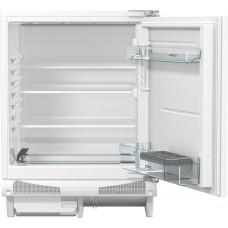 Встраиваемый холодильник GORENJE RIU6091AW белый (однокамерный, без морозильника)