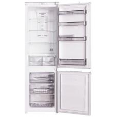 Встраиваемый холодильник MAUNFELD MBF.177NFW белый (FNF)
