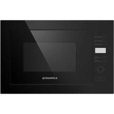 Встраиваемая микроволновая печь MAUNFELD MBMO.25.7GB черный стекло