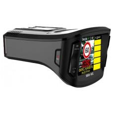 Видеорегистратор/Радар-детектор SHO-ME Combo №5-А12  GPS/Signature