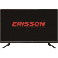 28 ERISSON 28HLE19T2SM чёрный 1366x768, HD READY, 50 Гц, WI-FI, Smart TV, DVB-T, DVB-T2, DVB-C, HDMI, USB