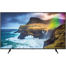 65 SAMSUNG 65Q70RA черный 3840x2160, Ultra HD, QLED-телевизор, 100 Гц, WI-FI, SMART TV, пульт Smart Control, AV, HDMI, USB, DVB-C, DVB-T2, DVB-S