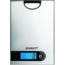 Весы кухонные SCARLETT SC-KS57P98 стальной