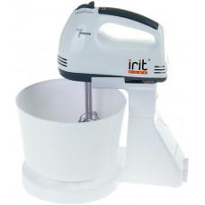 Миксер с чашей IRIT IR-5434 черный