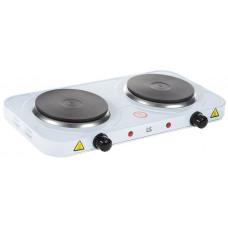 Плитка электрическая IRIT IR-8008 (2 конф.чугун.1кВт+1кВт)