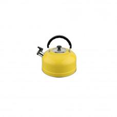 Чайник со свистком IRIT IRH-410 (2,5 л.;желтый)