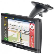 Навигатор GPS Navitel N500 MAGNETIC, 18 карт, LCD 5.0 480x272 Touch/CPU MSB2531А 800 MHz/RAM 128Mb/ROM 4Gb/microSD (до 32ГБ)/microUSB/Li-Ion 950 mAh/WindowsCE 6.0/ПО Навител