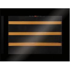 Встраиваемый винный шкаф HANSA BWC60241B черный (однокамерный)