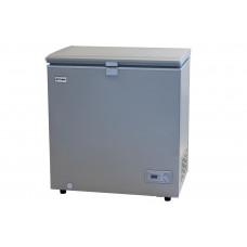 Морозильный ларь Optima BD-155GLG (+5*-24*. диспл.замок.компр.Toshiba.сер)