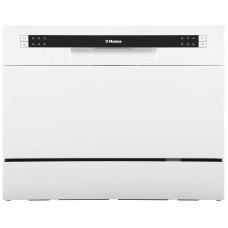 Посудомоечная машина компактная Hansa ZWM536WH (настольная 6 комп.бел)