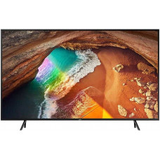 75 SAMSUNG 75Q60RA титан 3840x2160, Ultra HD, QLED-телевизор, 100 Гц, WI-FI, SMART TV, пульт Smart Control, AV, HDMI, USB, DVB-C, DVB
