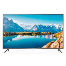 65 TCL L65P8US стальной 3840x2160, Ultra HD, 60 Гц, Wi-Fi, SMART TV, DVB-T2, DVB-C, HDMI, USB