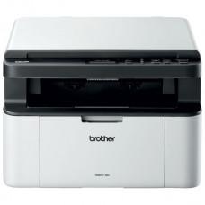 МФУ BROTHER DCP-1510R, A4, лазерная ч.б., 20 стр/мин ч/б, 2400x600 dpi, подача: 150 лист., вывод: 50 лист., USB