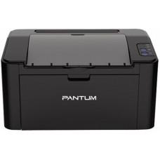 Принтер Pantum P2207, А4,лазерная ч.б., 20 стр/мин, 1200 X 1200 dpi, 64Мб RAM, лоток 150 листов, USB, черный корпус