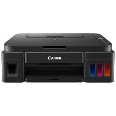 МФУ CANON G3411 СНПЧ,Wi-Fi,A4, печать термическая струйная цветная, 4-цветная, 8.8 изобр./мин ч/б, 5 изобр./мин цветн., 4800x1200 dpi, подача: 100 лист., USB, печать фотографий, ЖК-панель