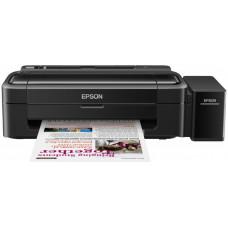 Принтер EPSON L132, СНПЧ, A4, струйная цветная, 4-цветная, 27 стр/мин ч/б, 15 стр/мин цветн., 5760x1440 dpi, подача: 100 лист., USB