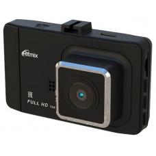 DVR Ritmix AVR-380 Easy, 1920x1080/30 fps, 170°, AVI, LCD 3,0, G-сенсор, ночная съемка,, miniUSB, HDMI, microSDHC (до 64 GB), SC2363, 180мАч