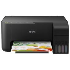 МФУ EPSON L3150, СНПЧ, Wi-Fi Direct, A4, струйная цветная, 4-цветная, 33 стр/мин ч/б, 15 стр/мин цветн., 5760x1440 dpi, подача: 100 лист., USB, (замена l3050)