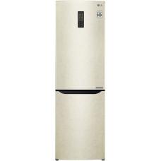Холодильник LG GA-B419 SEUL бежевый (FNF)