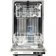 Встраиваемая посудомоечная машина 45см VESTEL VDWBI 4522 белый
