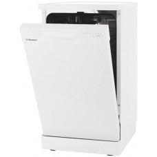 Посудомоечная машина Hansa ZWM4777WH (45см 9 компл.1/2 загруз.бел)